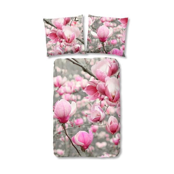 Bavlněné povlečení Muller Textiel Magnolia, 135 x 200 cm