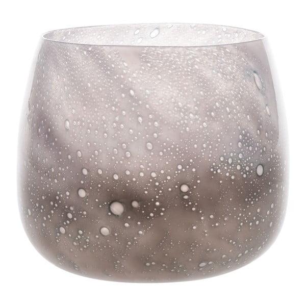 Skleněná váza Vox Nebula, výška19cm