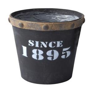 Květináč Since 1895 Black