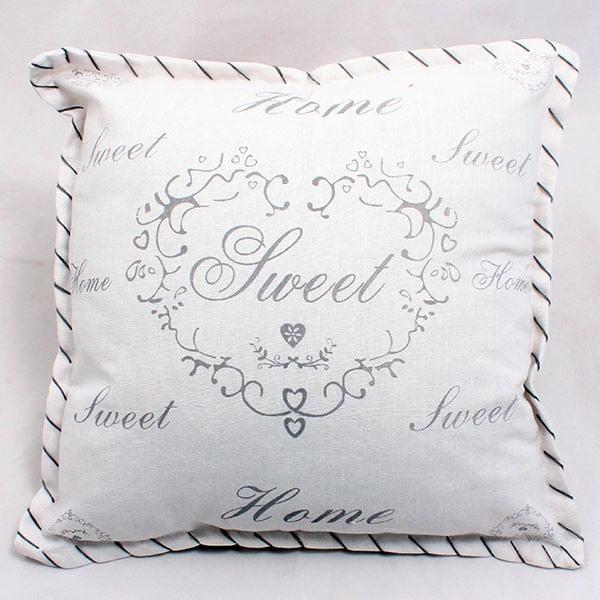 Povlak na polštář White Sweet, 40x40 cm