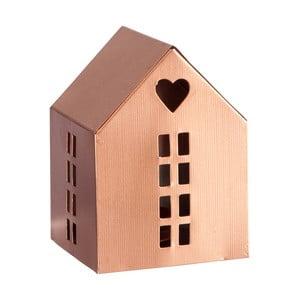 Lucerna Copper House, 14 cm