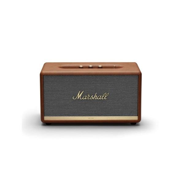 Brązowy głośnik z funkcją Bluetooth Marshall Stanmore II