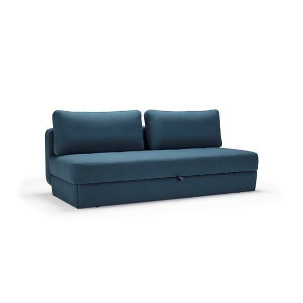 Svala Elegance Petrol kék kihúzható kanapé - Innovation