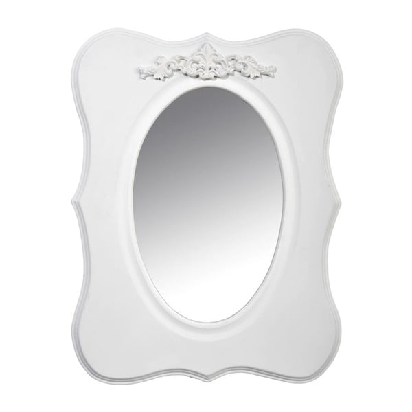Zrcadlo Wood White