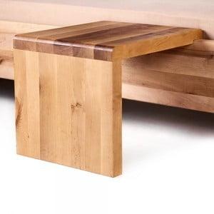 Noční stolek z olejovaného olšového dřeva Mazzivo Coob