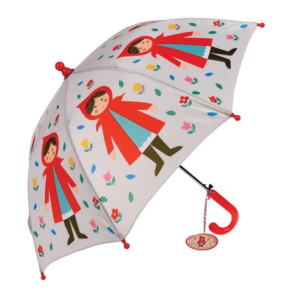 Dětský holový deštník Rex London Redhood, ⌀67cm