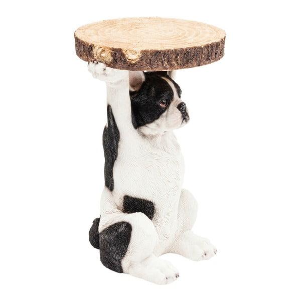 Odkládací stolek ve tvaru zvířete Kare Design Toto, Ø 35 cm