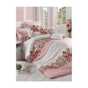Lenjerie de pat cu cearșaf Tarja, 200x220cm
