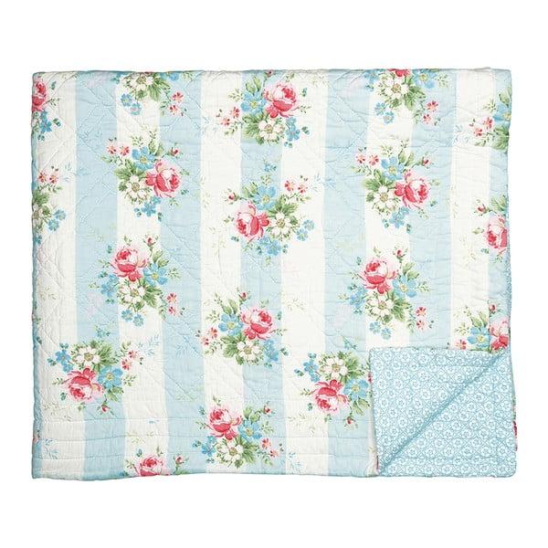 Přehoz přes postel Marie Pale Blue, 180x230 cm