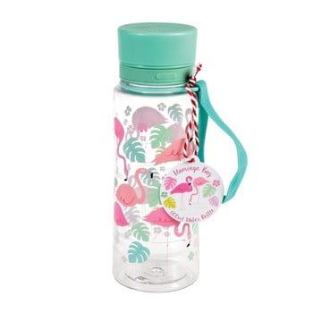 Sticlă de apă Rex London Flamingo Bay