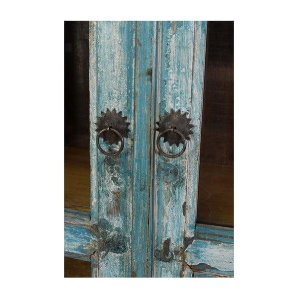 Prosklená vitrína India, 169 cm