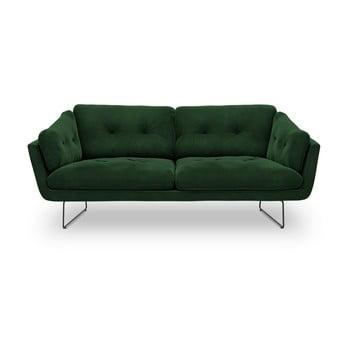 Canapea cu 3 locuri Windsor & Co Sofas Gravity, verde de la Windsor & Co Sofas