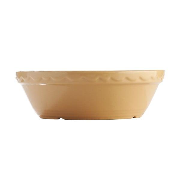 Světle hnědá kameninová zapékací mísa Mason Cash Bakeware, ⌀ 18 cm