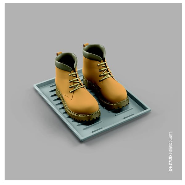 Suport încălțăminte Metaltex Zapatos