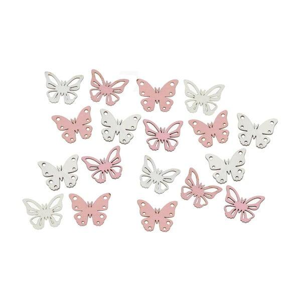 Set 18 accesorii decorative Ego Dekor Fly