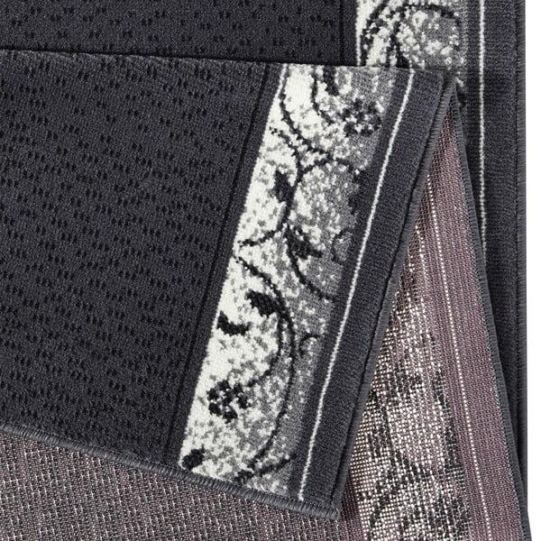 Koberec Basic Elegance, 80x250 cm, šedý