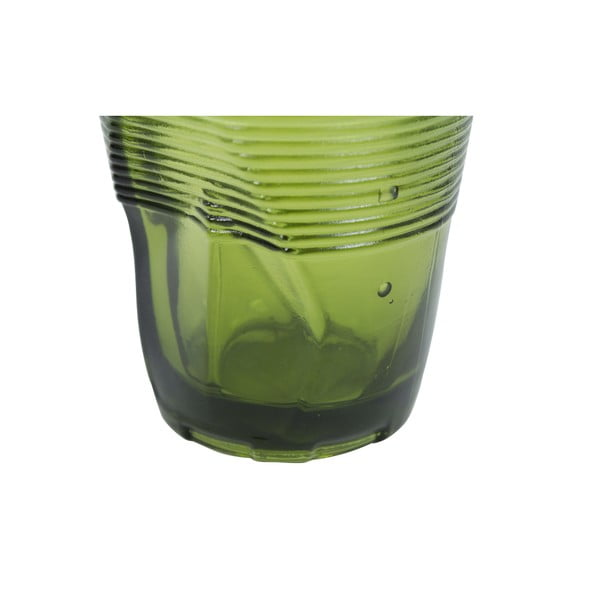 Sada 6 sklenic Kaleidos 360 ml, zelená