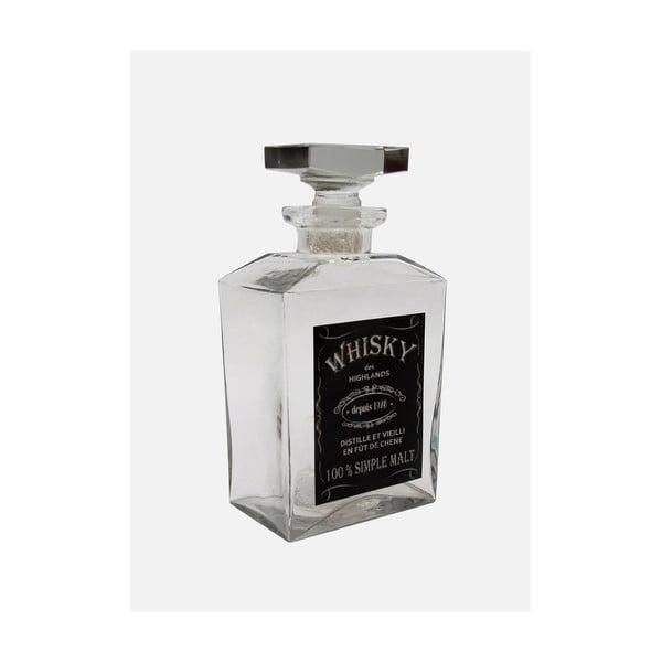 Dekorační lahev na whisky