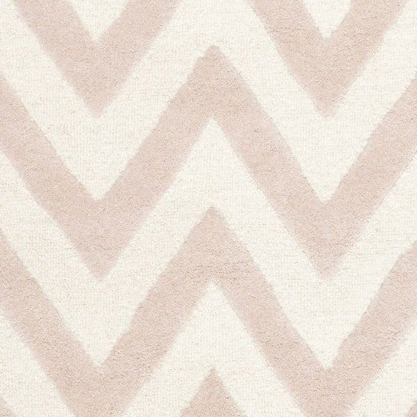 Vlněný koberec Stella Powder, 182x274 cm