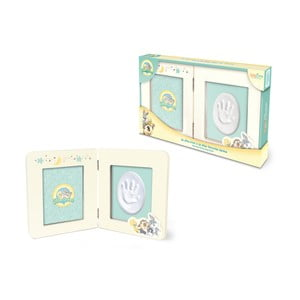 Rámeček na otisk dětské ručičky s barvami Tnet Looney Tunes, 32x119x2cm