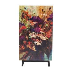 Skříň Kare Design Fleur, 76x140cm