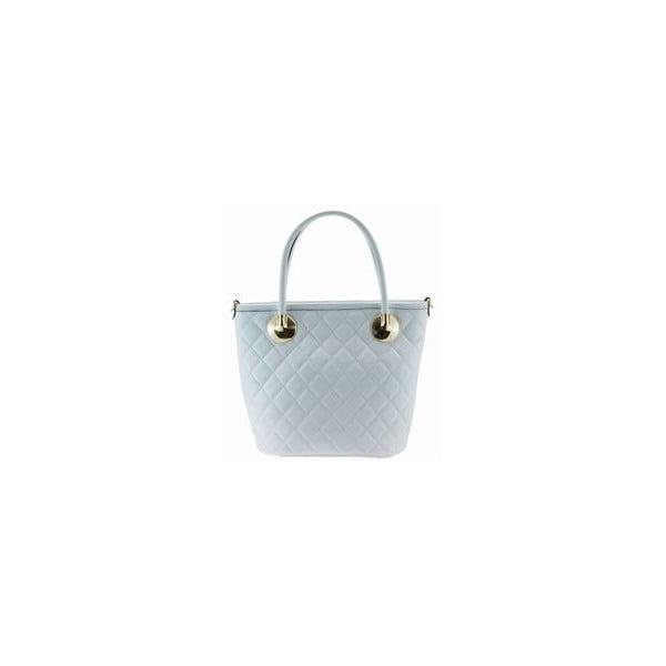 Kožená kabelka Markese 6398 White