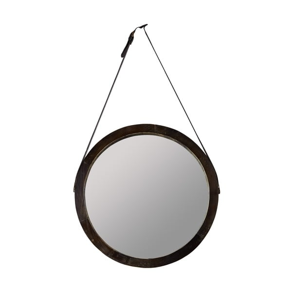 Zrcadlo s páskem Bocato, 45 cm