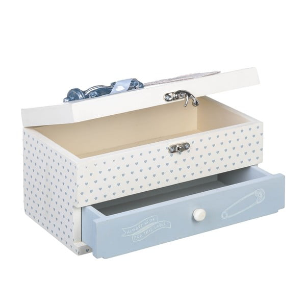 Box na šitíčko Sewing, 24x14 cm