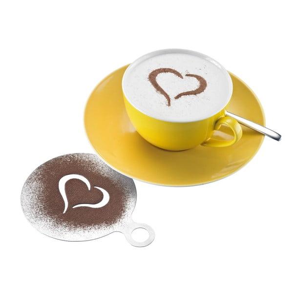 Sada 3 zdobítek na cappuccino Westmark
