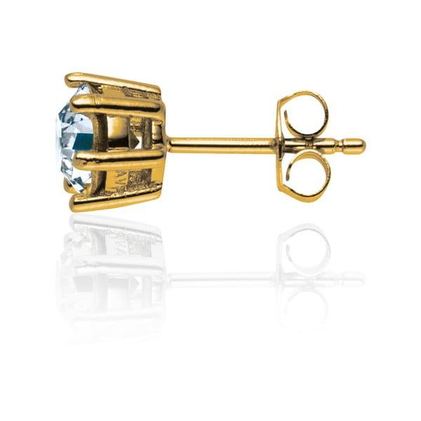 Sada náušnic a náhrdelníku Gloss Crystal