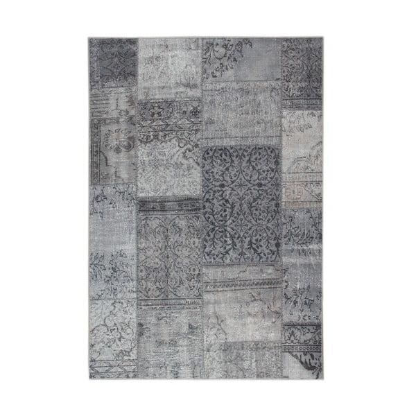Šedý koberec Eko Rugs Kaldirim, 140x200cm