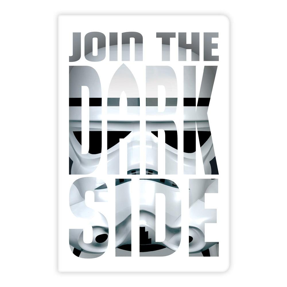 Zápisník LEGO® Star Wars Stormtrooper LEGO®