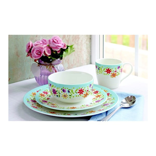 Hrnek Churchill China Caravan Polruan, 290 ml