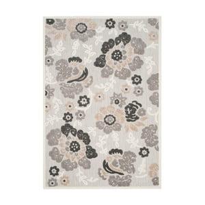 Šedý koberec vhodný do exteriéru Safavieh Oxford, 99x160cm