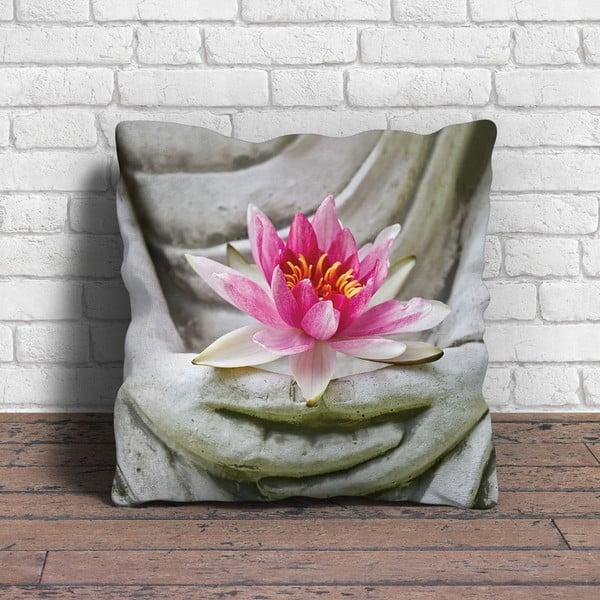 Polštář s výplní Zen no. 66