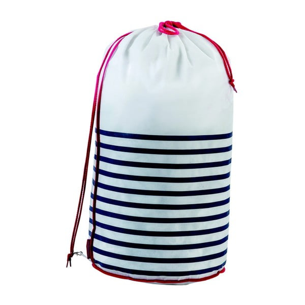 Vak na prádlo Compactor Laundry Bag Stripes