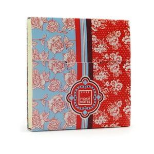 Sada lepíků Makenotes Floral Quilt