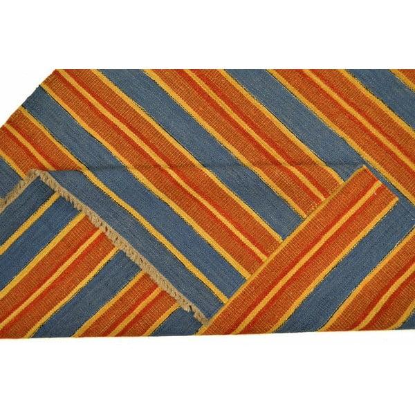 Ručně tkaný koberec Kilim 04, 140x200 cm