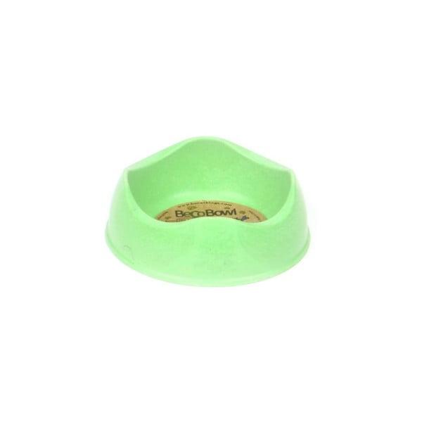 Psí/kočičí miska Beco Bowl 8,5 cm, zelená