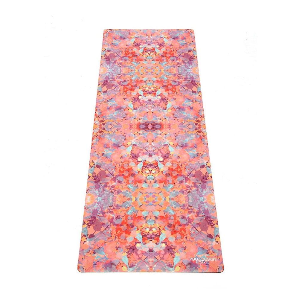 Podložka na jógu Yoga Design Lab Travel Kaleidoscope, 900 g