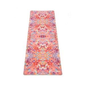 Saltea pentru yoga  Yoga Design Lab Travel Kaleidoscope, 900 g