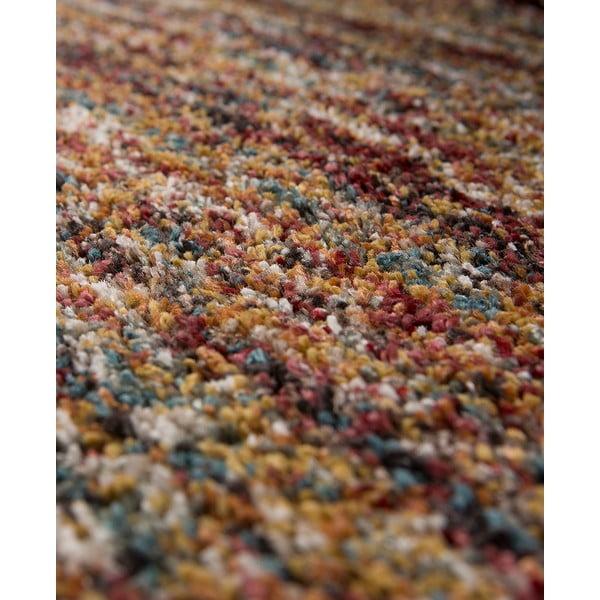 Koberec Sahara no. 150, 67x140 cm, hnědý