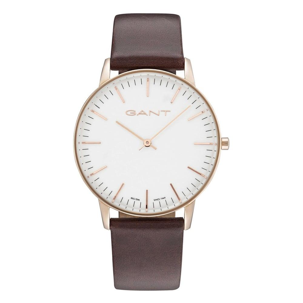 f0d4e2f3b Pánské hodinky GANT Denville Rose Gold | Bonami