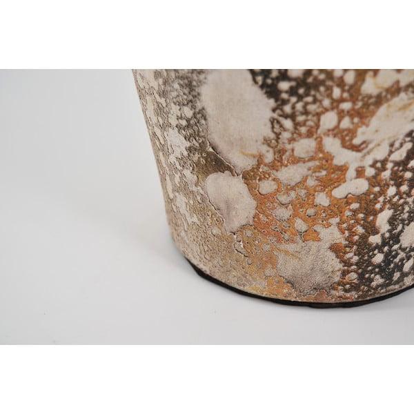 Terakotová váza Ochre, výška 60 cm