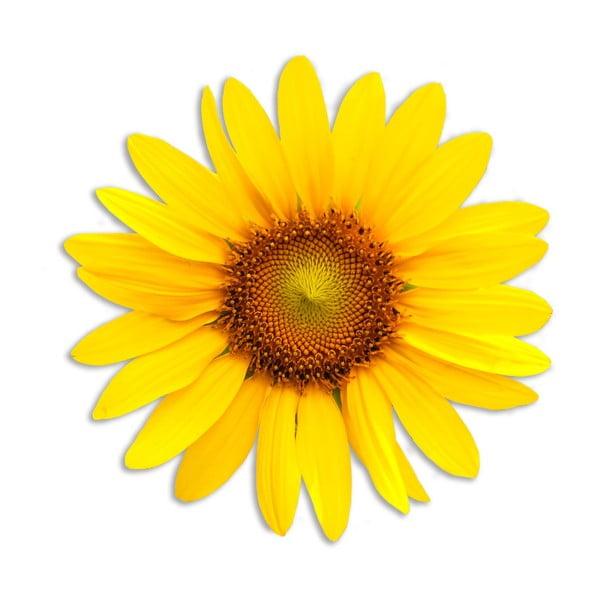 Mata stołowa z włókien juty Madre Selva Sunflower