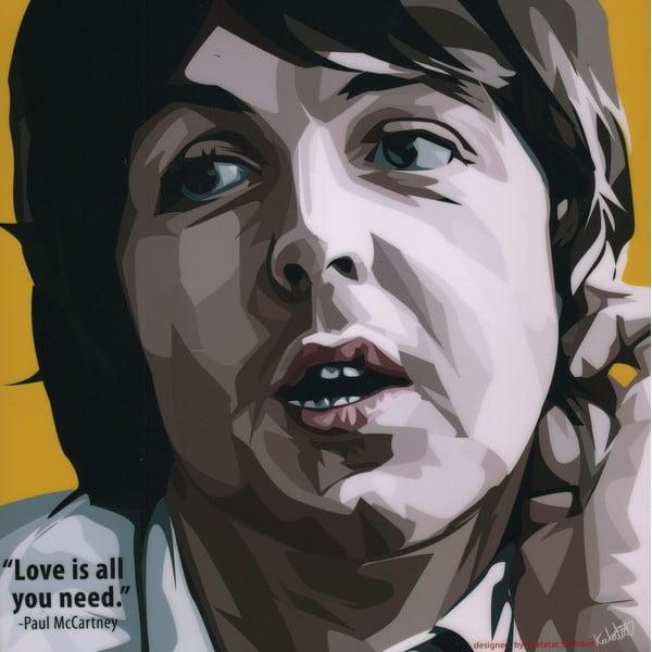 Obraz Paul McCartney - Love is all you need