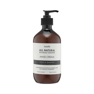 Přírodní mýdlo na ruce s vůní máty a citronu Ladelle