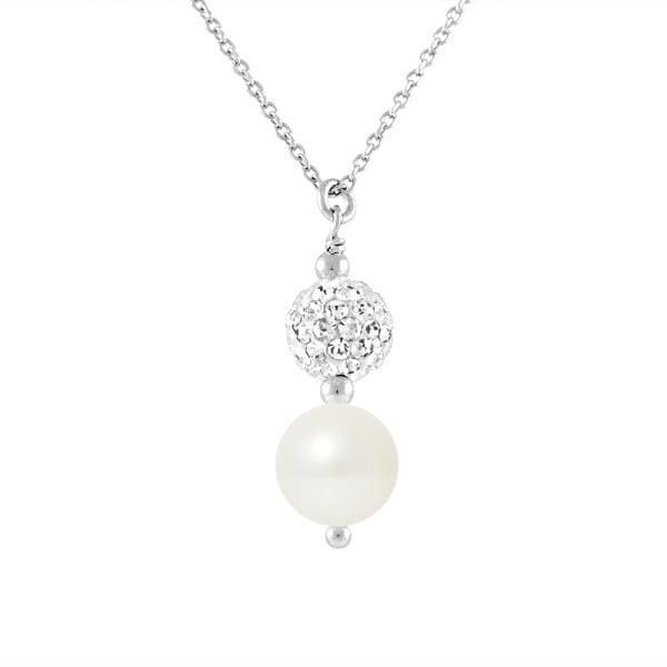 Náhrdelník s říčními perlami Theodora