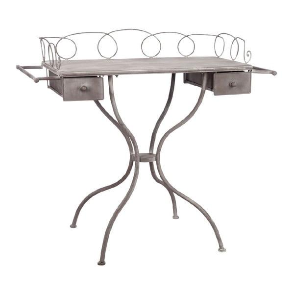 Kovový pracovní stůl Curlis