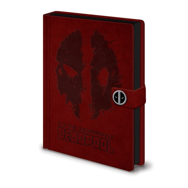 Caiet A5 Pyramid International Deadpool, 120 pagini